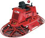 Allen Engineering Corp. HDX 740 Hydraulic-Powered Riding Trowel