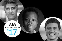 The Rebranded AIA Conference Announces 2017 Keynote Speaker Lineup