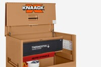 THERMOSTEEL Heated Storage Solution from KNAACK