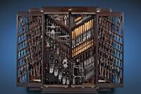 A Woodworking Tool Case Worth $150,000?