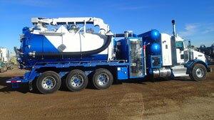 Vactor Westech vacuum truck