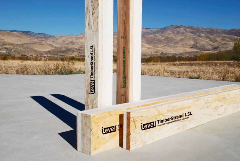 iLevel by Weyerhaeuser TJ Insulated Products