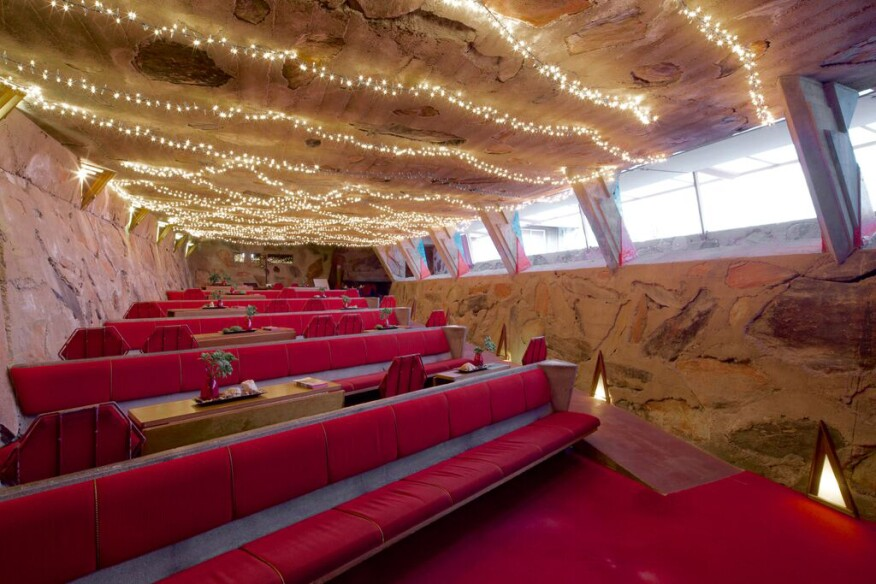 The Cabaret at Taliesin West