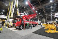 Global Truck-Mounted Concrete Pump Market