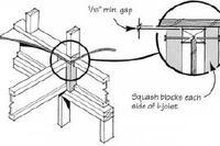 Q&A: Squash Blocks & Web Stiffeners