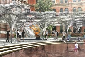 Elytra Filament Pavilion
