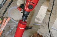 12.8-lb. drill and material sampler