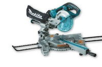 Makita Dual Battery Brushless Miter Saw