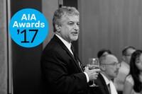 Alan Greenberger Named 2017 AIA Thomas Jefferson Award Winner