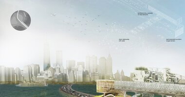 A New Concept for NYC Embraces Rising Sea Levels