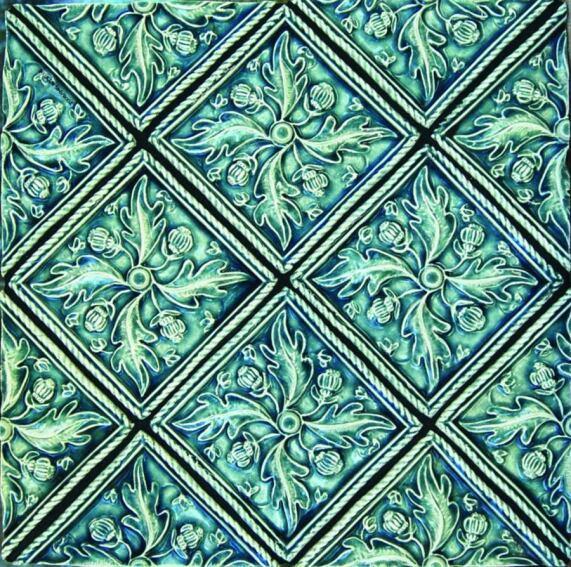 Baroque Ceramic Tiles