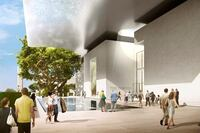 Foster + Partners Master Plan for West Palm Beach's Norton Museum of Art