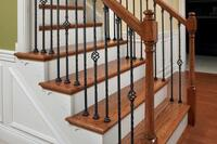 LJ Smith IronPro Baluster Kit Makes Iron Retrofits Easy