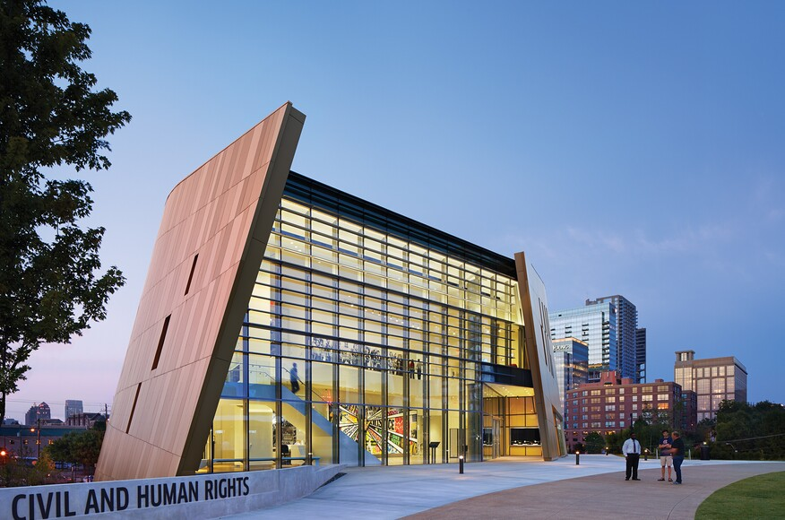 National center for civil and human rights architect for Atlanta residential architects
