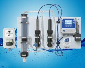 DC80 De-Chlorination Analyzer