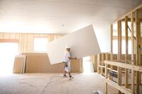 Recycled-Content, Lightweight Sheetrock From USG