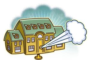 Downsizing the McMansion