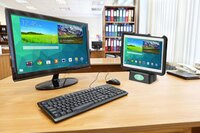 RAM Mounts Enables Commercial Use of Samsung Mobile Devices