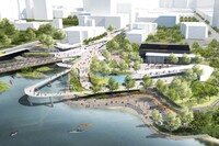 Civitas and Stantec Win Ontario's Thames River Redevelopment Competition