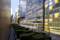 MoMA Roof Landscape Installation