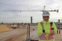 Hire Women for Construction Work