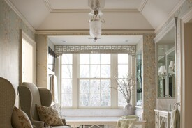 Bath in a Classical Revival Residence