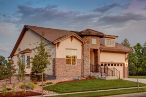 Toll Brothers' Anthem Ranch community in Broomfield, Colo.