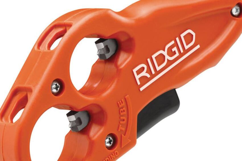 Rigid Tailpiece Extension Cutter