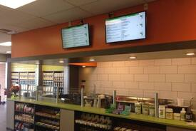 Live Clean Nutrition Juice Bar