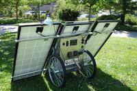 Portable Solar Generator From SolSolutions