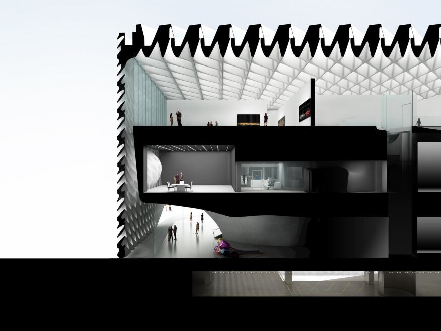 The Broad Architect Magazine Cultural Projects