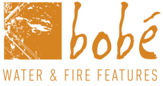 Bobe Water & Fire Features Logo