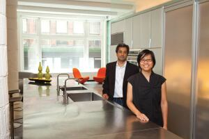arjun desai and katherine chia are true urban