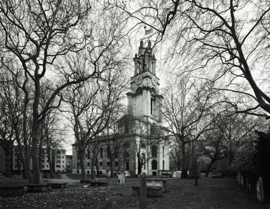 St. Anne's in Limehouse