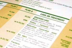 Insurance Cost Savings