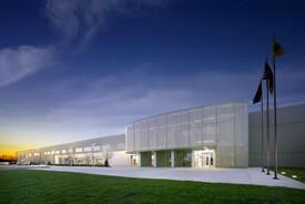 Mercedes-Benz Parts Distribution Center