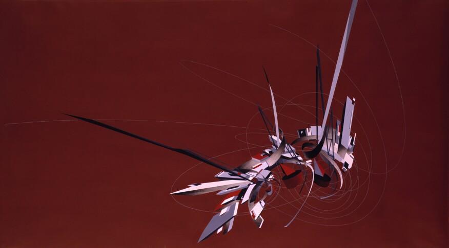 Tatlin Spiral, by Zaha Hadid Hon. FAIA