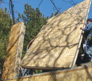 Sips provide efficient fast building alternative for Murus sips