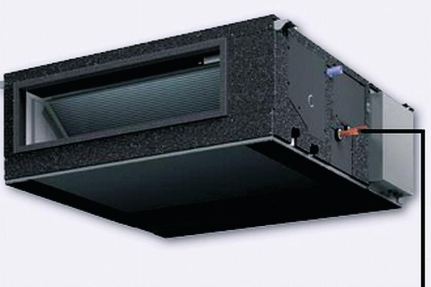 Mitsubishi Electric VRF Dedicated Outdoor Air System