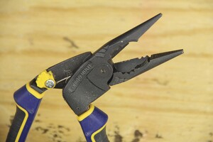 Vise-Grip ErgoMulti Long Nose Pliers