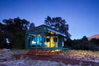 These Glass Cabins Are Nestled in the Middle of the New Zealand Wilderness