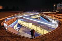 2014 AL Design Awards: Danish National Maritime Museum, Helsingor, Denmark