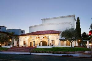 2015 AL Design Awards: Lobero Theatre, Santa Barbara, Calif.