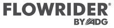 FlowRider by ADG Logo