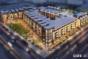 Santa Ana's First Property for New Mixed-Use Zone Designed to Wow Residents