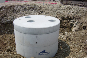 Hanson Pipe & Precast to Manufacture, Sell Hydroguard Hydrodynamic Separator