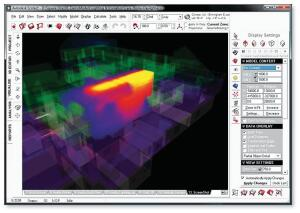 Simulating and analyzing the daylighting aspects of a buildings design are just two of Ecotect's capabilities.