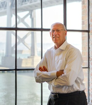 M. Arthur Gensler Jr. is the founder of global design firm Gensler.