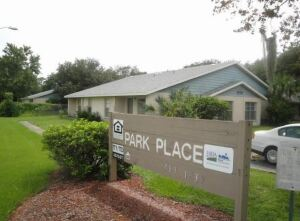 The 28-unit Park Place community in Zephyrhills, Fla., is among the 24 properties involved in a pooled bond transaction to rehab and preserve the affordability of the communities.
