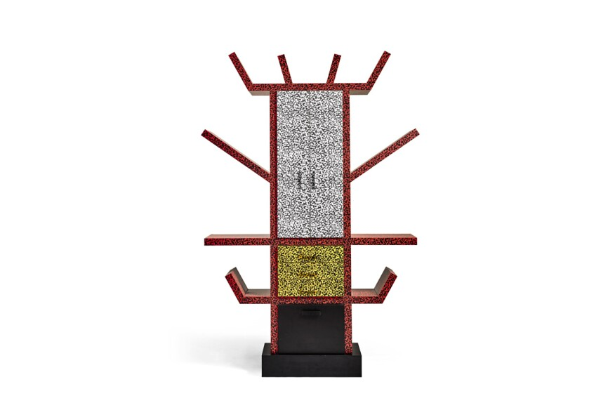 """Casablanca Sideboard,"" by Ettore Sottsass (1981)"